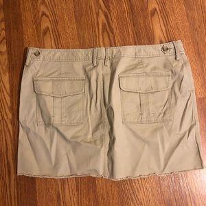 Old Navy Skirts - Old navy kaki skirt 18